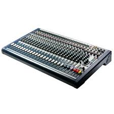 Soundcraft 20ch mix